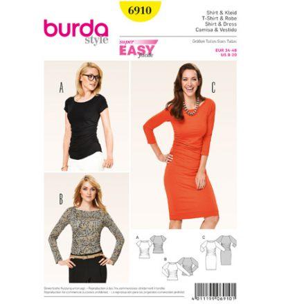 Burda-Style-6910-Shirt