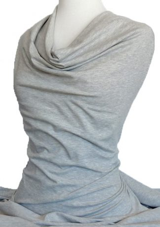 Knitwit-Cotton-Spandex-Jersey-Marl-Grey