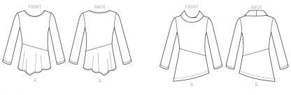 Kwik Sew Pattern 4189 Line