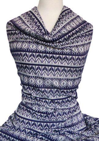 Jacquard-Knit-Seville-Blue