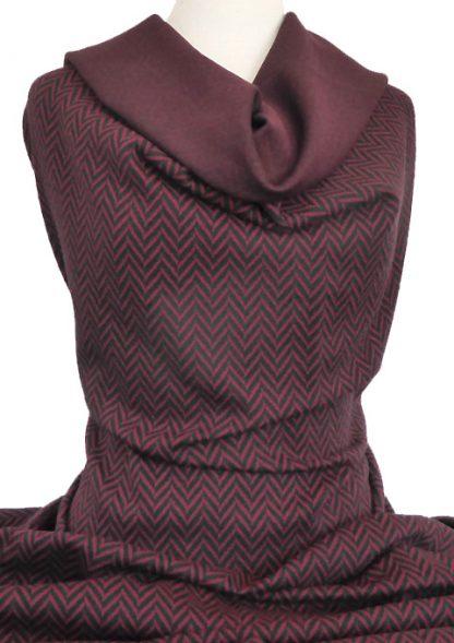 Knitwit-Jacquard-Knit-Carla-Red-Black